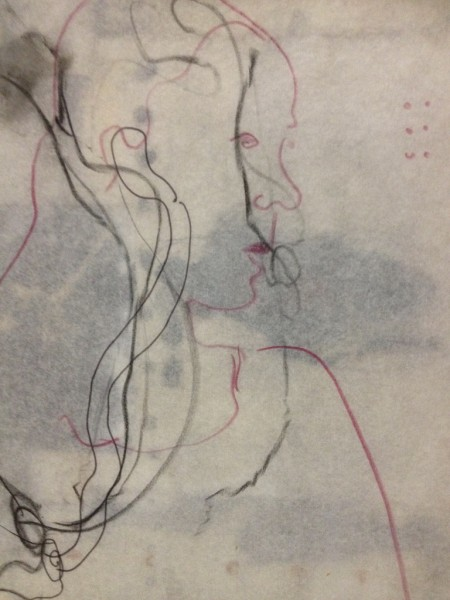 Timeline drawing . Camiela . Studio Bagijnhof.