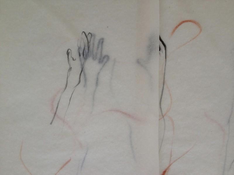 Timeline drawing- 2 days - Camiela